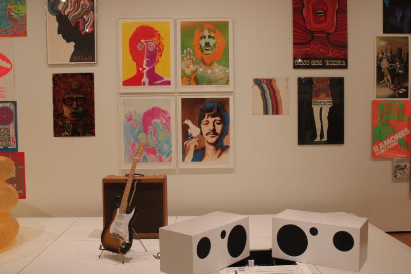 MoMA美術館のミュージックアート