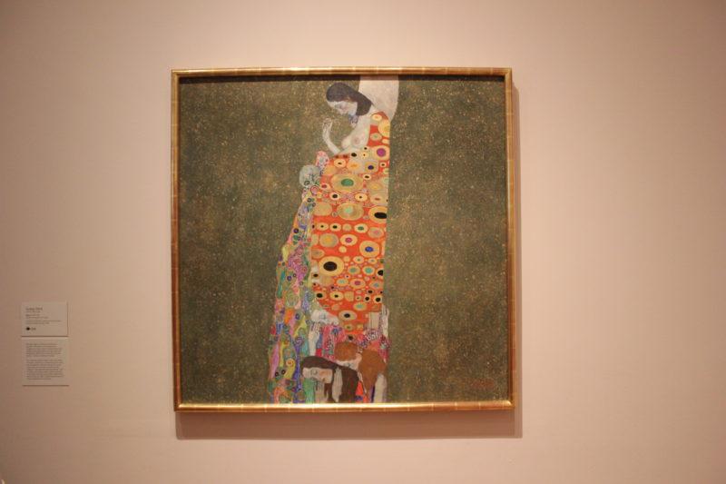 MoMA美術館のミュシャの絵画