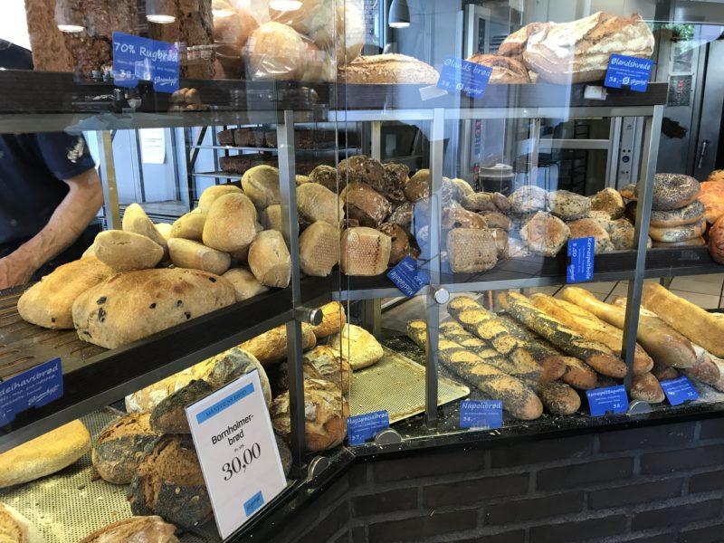 11_デンマークのパン屋さんBodenhoffのパン達