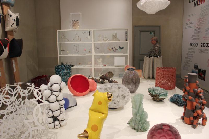 デザインミュージアムデンマークのオブジェ
