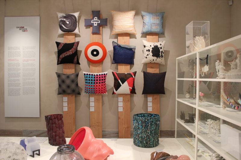 デザインミュージアムデンマークのクッション