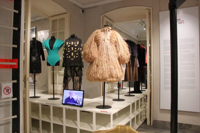 デザインミュージアムデンマークのファッション
