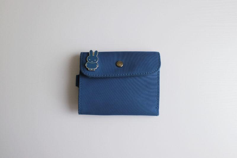 無印のトラベル財布