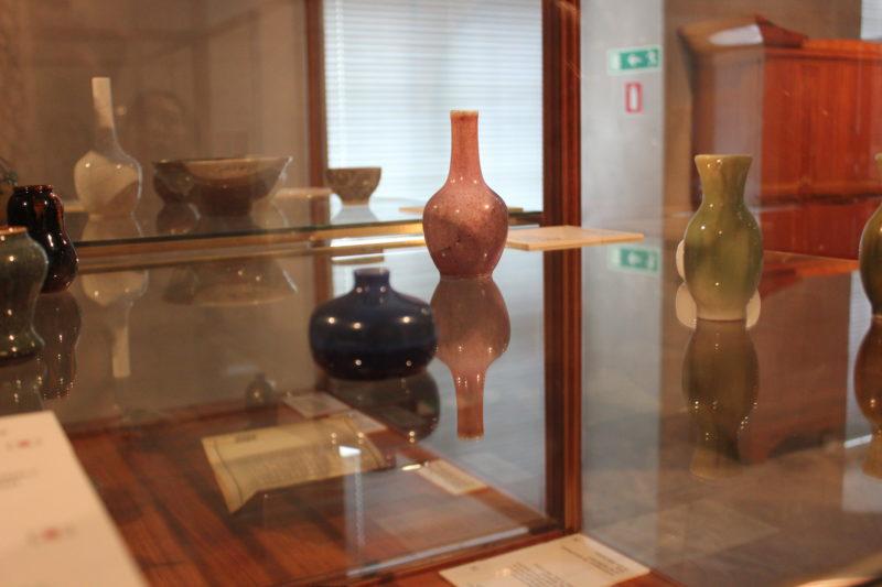 デザインミュージアムデンマークの日本の陶器