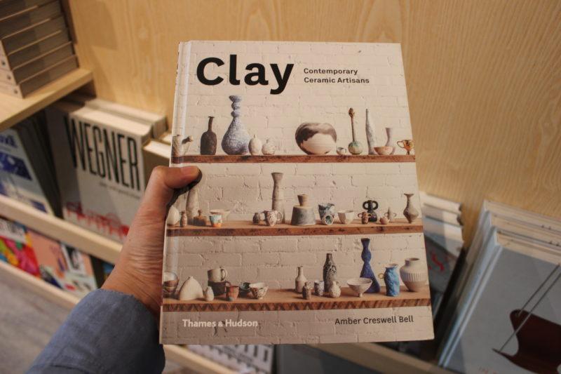デザインミュージアムデンマークの陶芸の本