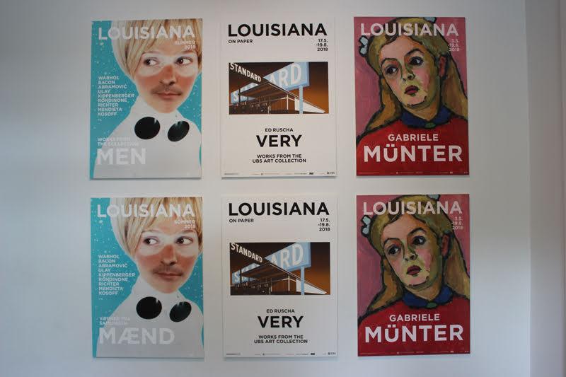 ルイジアナ美術館のメイン展示