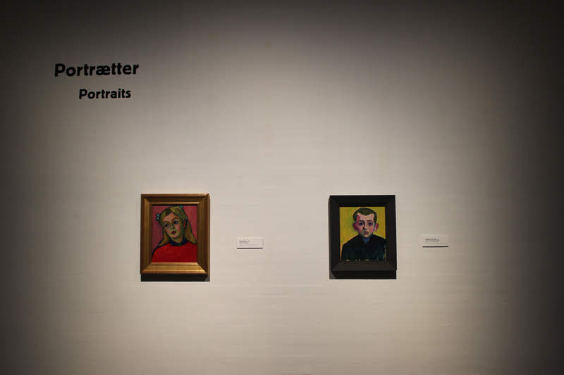 ミュンターの絵画