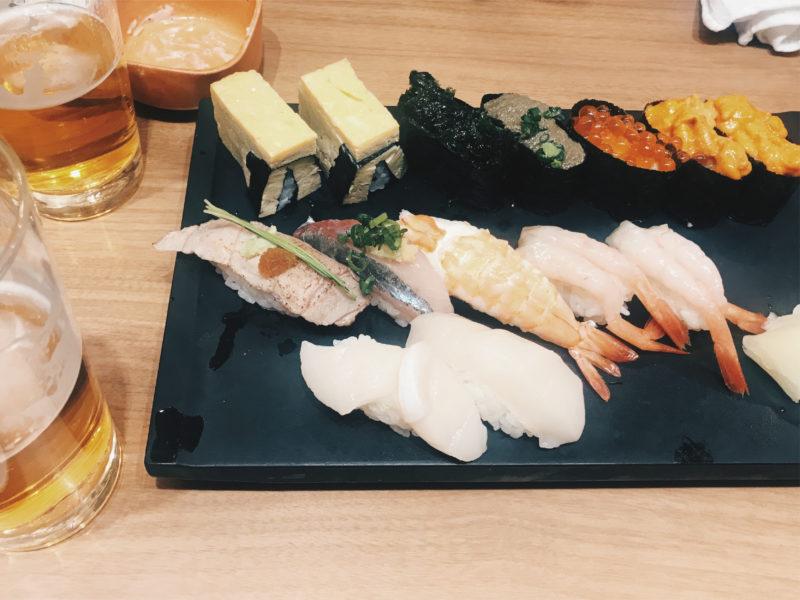 すしざんまいお寿司
