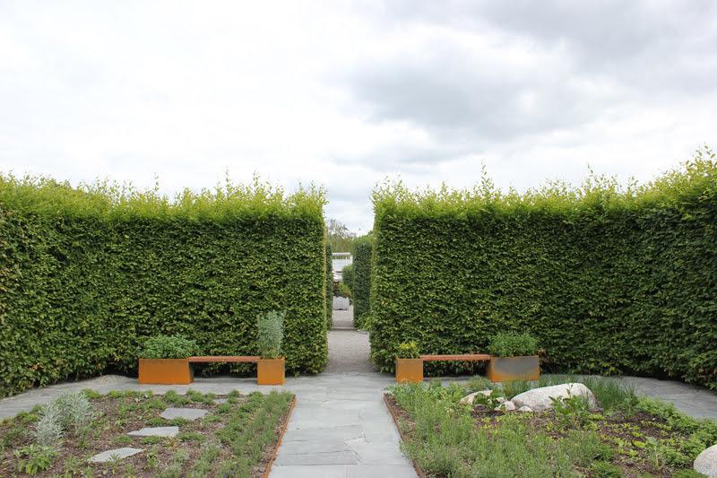 スウェーデンローゼンダールガーデンの秘密の花園