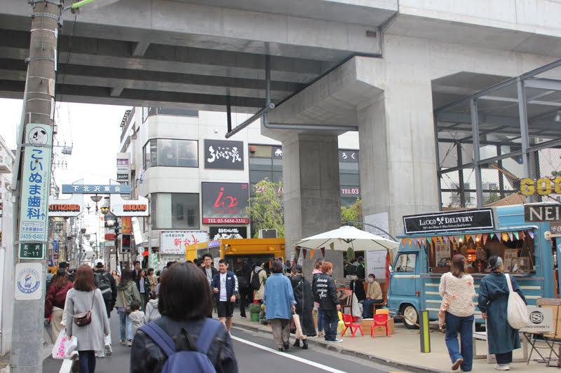 下北沢商店街