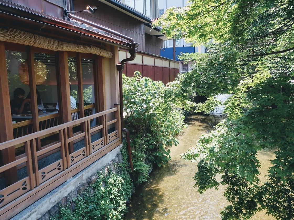 パスザバトン京都祇園店の白川