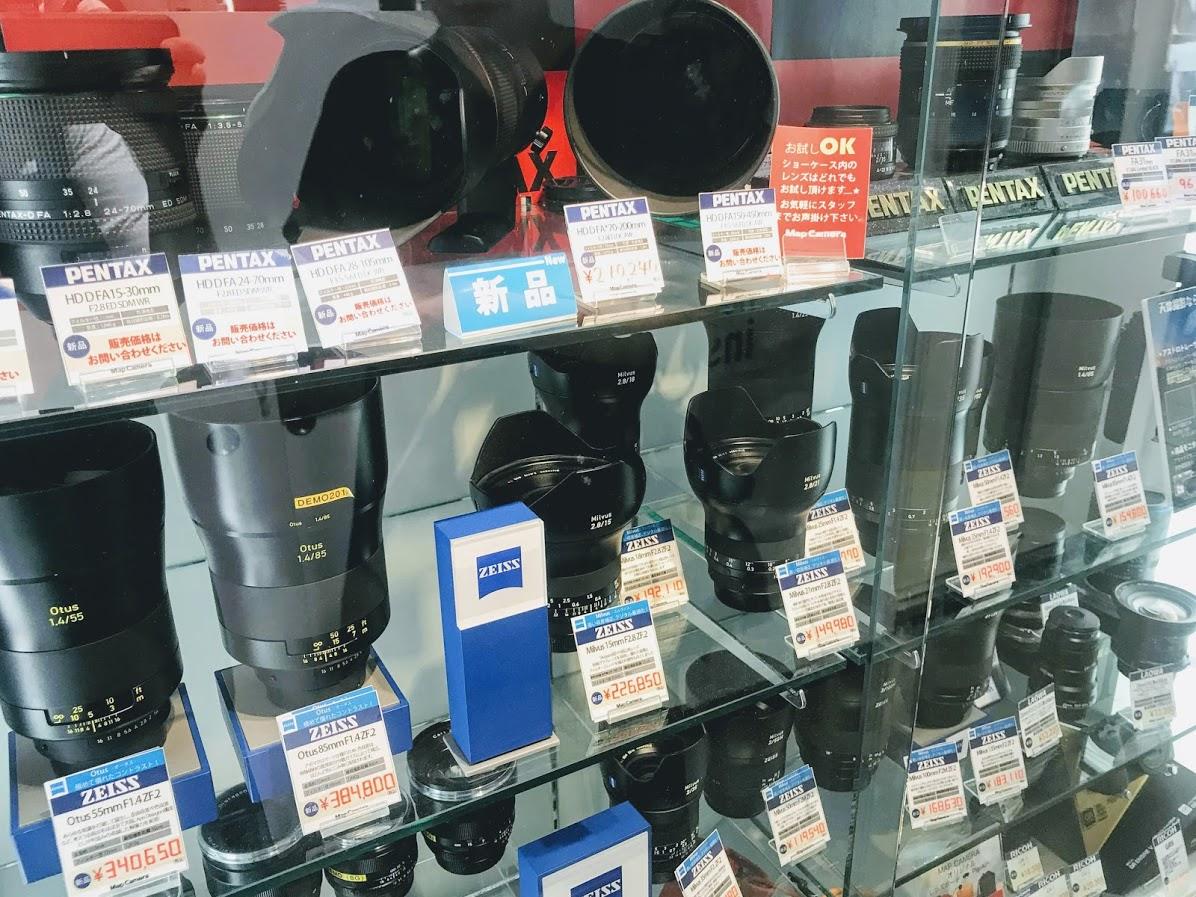 新宿マップカメラ商品