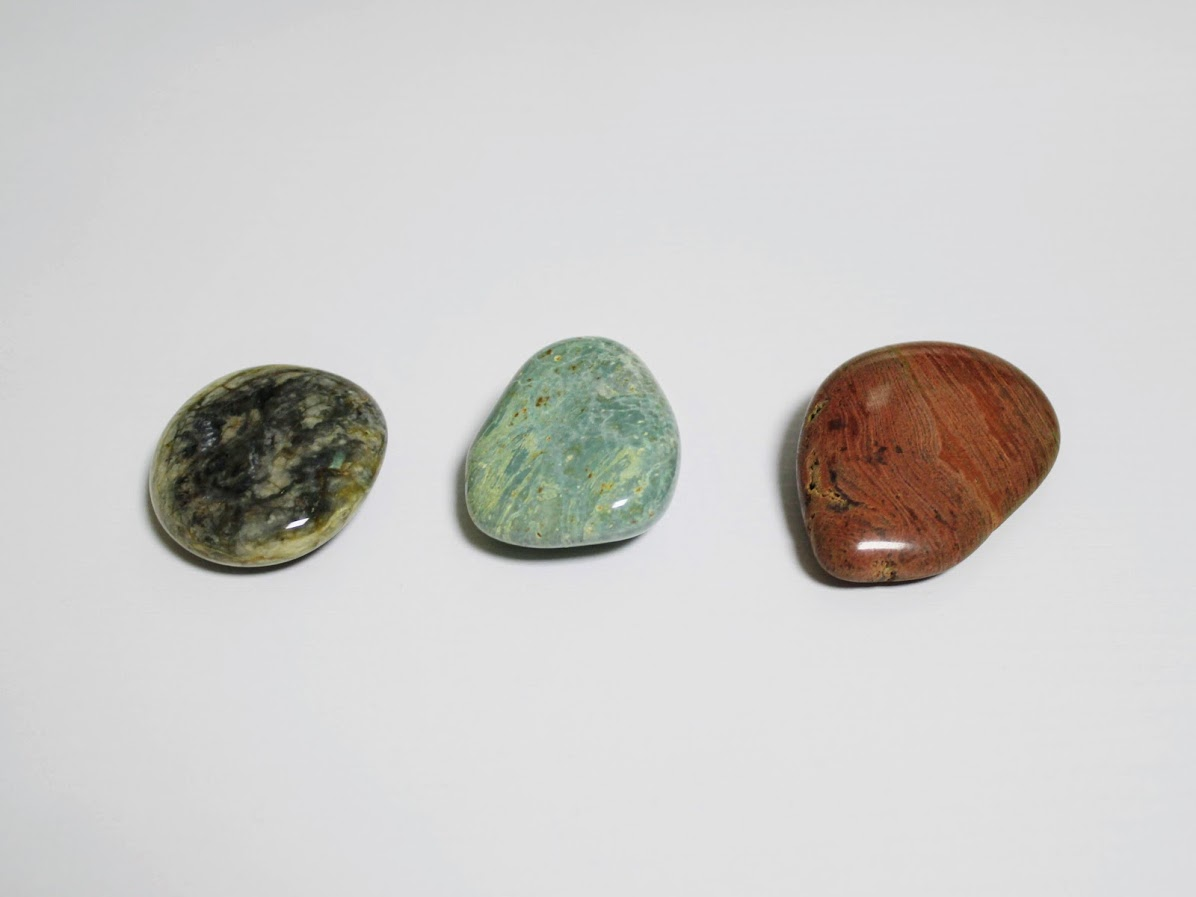 石フリマの錦石