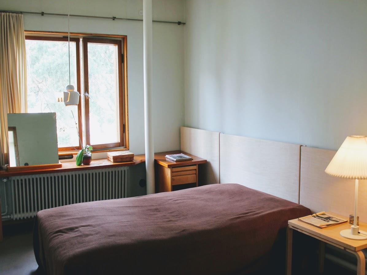 アアルトの自邸の子供部屋
