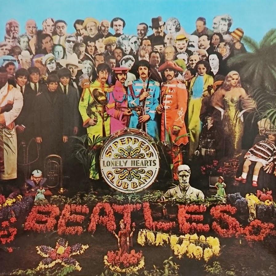 ビートルズのサージェントペパー