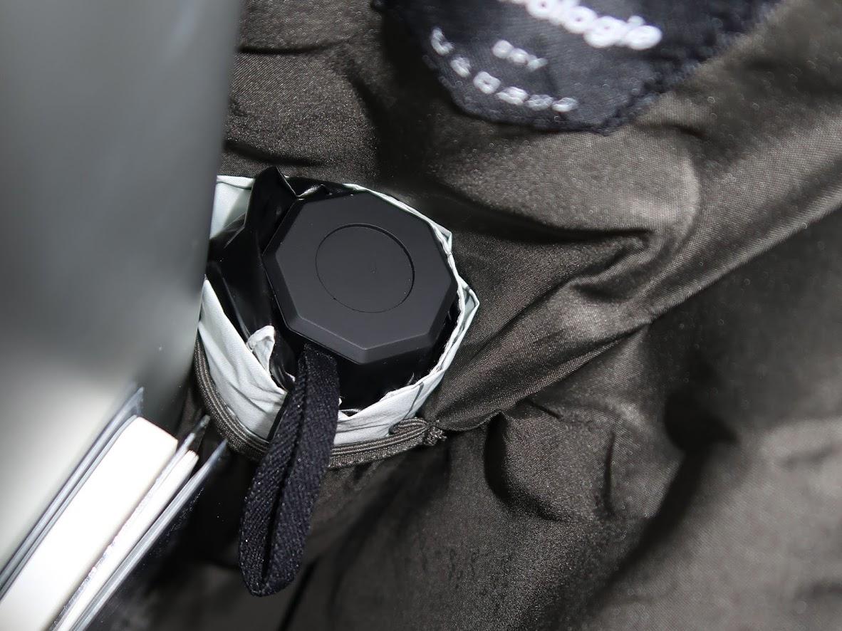 トポロジーのランセルバックパックの傘ポケット