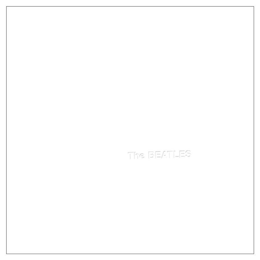 ビートルズのホワイトアルバム