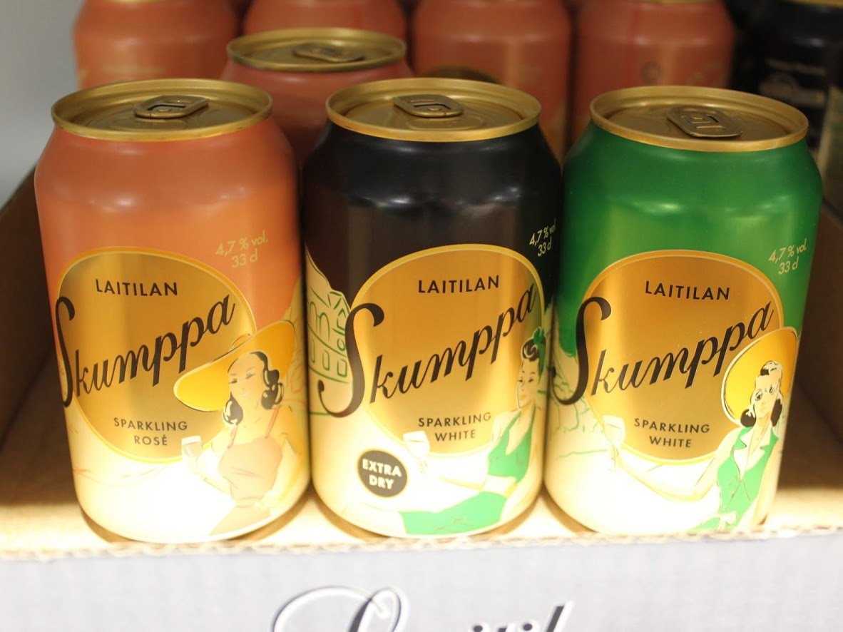 skumppaのパッケージ