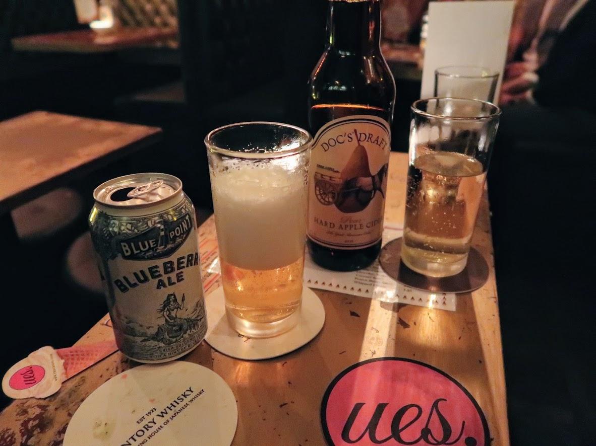 UESのビール