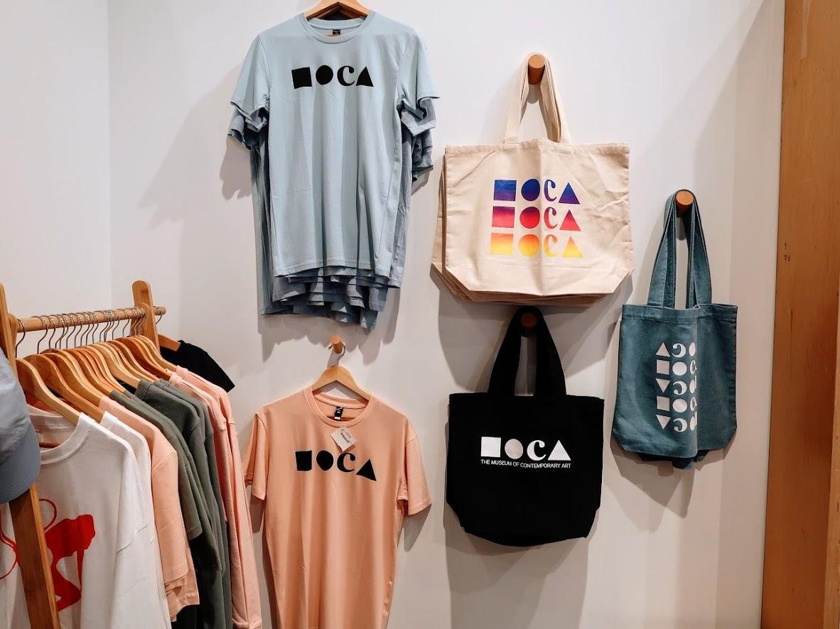 モカのミュージアムショップの商品
