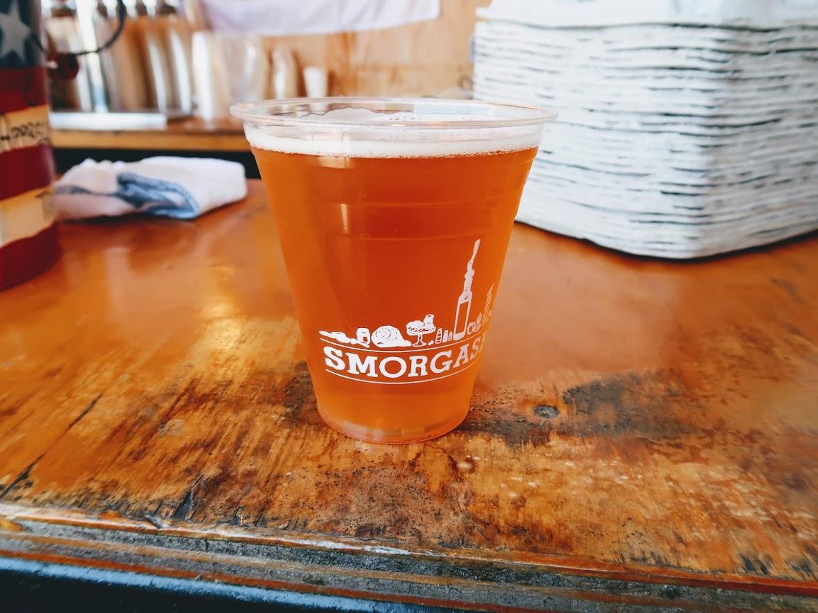 スモーガスバーグのビール