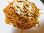 【一人暮らし】節約簡単アーティスト飯「トマトパスタ」