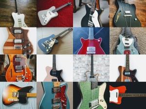 ちょっと人と違うおしゃれでかっこいいギターデザイン11選